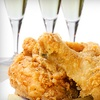 Up to 56% Off Champagne Tasting and Chicken Dinner from MSix Wine Group