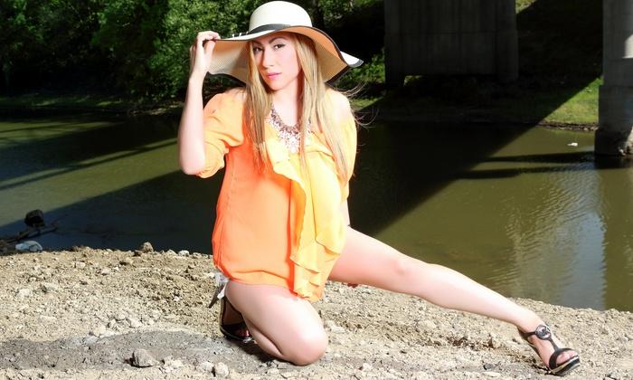 JCR Photography - Tulsa: Senior, Family, or Model Photography Package From JCR Photography (Up to 79% Off)