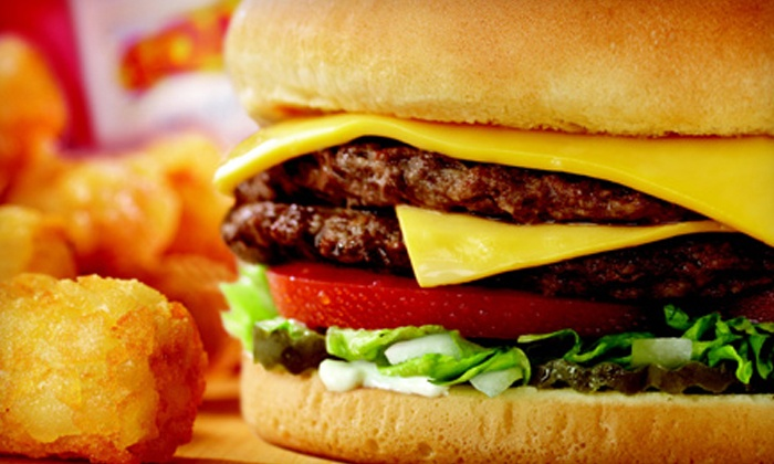 Sonic - Multiple Locations: $6 for $10 Worth of American Food and Treats at Sonic Drive-In