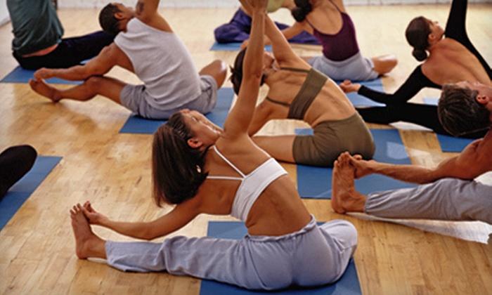 Portland Power Yoga - East Bayside - India Street: One Month of Unlimited Yoga Classes or 15 Yoga Classes at Portland Power Yoga (Up to 60% Off)