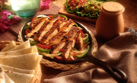 Two Fajitas and Two Margaritas at Alvarez Restaurant (Up to 46% Off). Two Options Available.