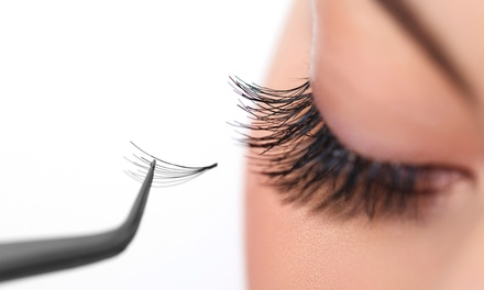 Classic $39, Hybrid Glamour $49 or 3D Volume $55 Set of Eyelash Extensions at Derma Tech Centre Up to $195 Value