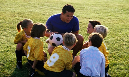 10-Week Soccer-Training Clinic at ivan (45% Off)