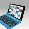 Aluminum Bluetooth Keyboard Case and Stand for iPad mini