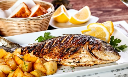 Fried or Take-Home Fish at Fat Man's Fish Market (Up to 42% Off)