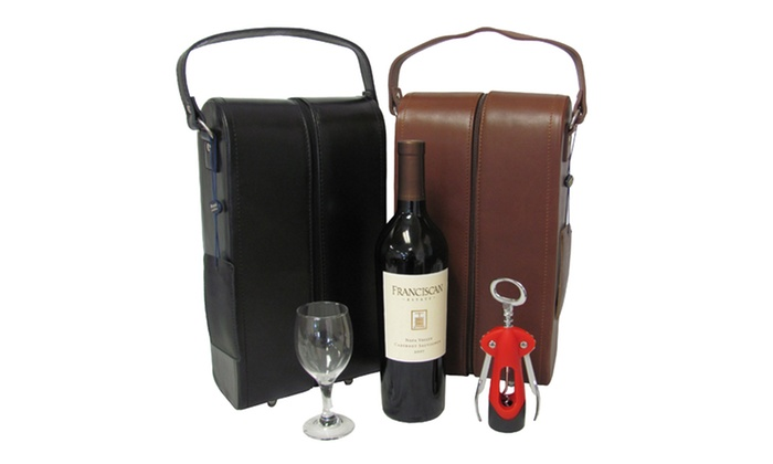 Amerileather Wine and Golf Travel Cases: Amerileather Wine and Golf Travel Cases. Multiple Styles Available from $49.99–$69.99. Free Returns.