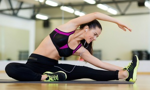 Escola Da Capoeiragem: Five or Ten Fitness Classes for One or Two at Escola Da Capoeiragem (Up to 39% Off)