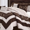 8-Piece Animal-Print Comforter Sets