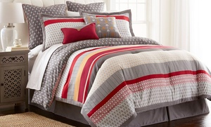 8-piece Printed Comforter Set From $64.99–$69.99