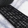 Set of 4 Car Tire Snow-Grabber Mats