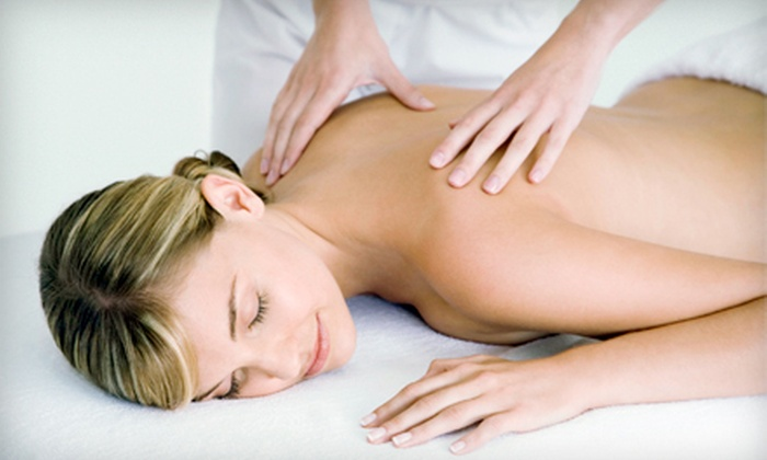 Chenal Health & Fitness - Little Rock: 60- or 90-Minute Swedish or Deep-Tissue Massage with Hot Stones at Chenal Health & Fitness (Up to 59% Off)