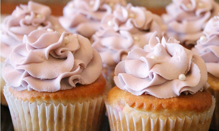 The Chocolate Vine - Ponchatoula: One Dozen Cupcakes, Two Flatbread Pizzas, or Beer or Wine Gift Basket at The Chocolate Vine (Up to 51% Off)
