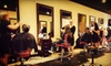 Salon Fusion - Greenbrier East: Cut with Optional Conditioning, Partial Highlights or Root Touchup, or All-Over Color at Salon Fusion (Up to 61% Off)
