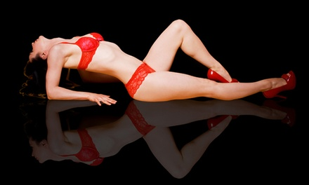 "$59 for a One-Hour Boudoir Photo Shoot with 8""x10"" Digital File at Rosa Wang Photography ($240 Value)"