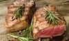 The Famous Butchers Grill - The Famous Butchers Grill: Like Father Like Groupon: 250g Rump or Sirloin Steak at The Famous Butchers Grill