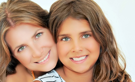 Mother-Daughter Facial or Basic Facial at Milan Salon and Day Spa (51% Off)