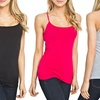 12-Pack of Camisoles