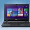"Acer Aspire ES1-111M-C40S 11.6"" Laptop with Intel Dual-Core Processor"