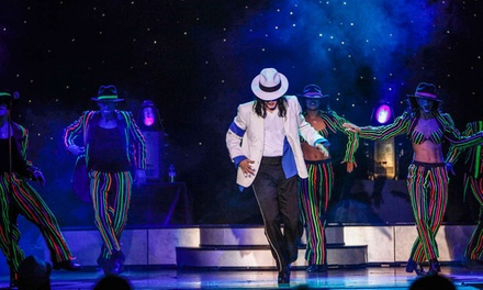 MJ Live: A Michael Jackson Tribute Concert at Crown Theater at Rio Las Vegas (Up to 55% Off)