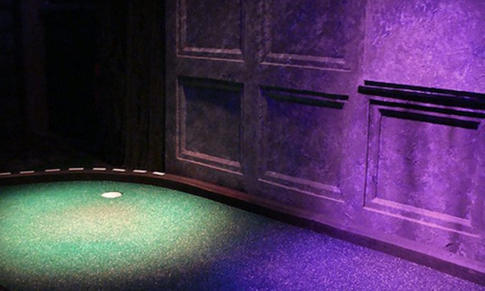 Ghost Golf - Downtown Concord: $10 Worth of Haunted Mini Golf