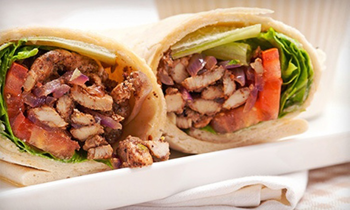 Trenton Kebab House - Hanover Academy: Mediterranean and Indian Food at Trenton Kebab House (Half Off). Two Options Available.