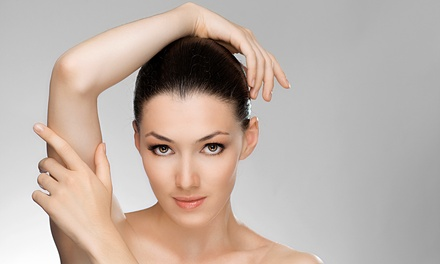 Three Laser Hair-Removal Treatments for a Small, Medium, or Large Area at Milan Laser Aesthetics (Up to 86% Off)