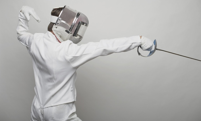 Stoccata Fencing Academy & Club - Longdale Industrial Park: Four Weeks of Fencing Classes at Stoccata Fencing Academy and Club of Orlando (75% Off)
