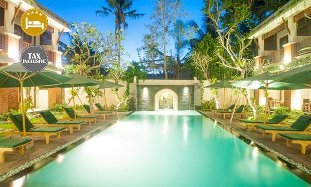 Bali: 4* D'bulakan Boutique Resort 0