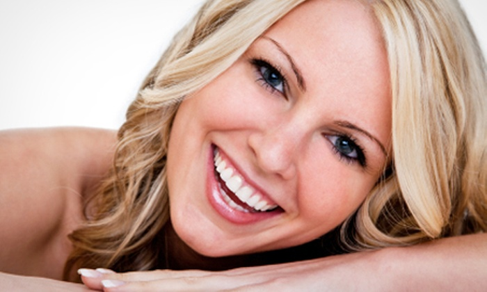 The Harley Laser Specialists - London: Teeth Whitening for £89 at The Harley Laser Specialists (75% Off)