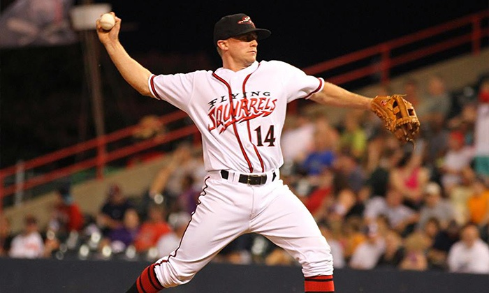 Richmond Flying Squirrels vs Reading Fightin Phils - Richmond: $9 for Two Tickets to a Richmond Flying Squirrels Baseball Game on Tuesday, April 15, at 6:35 p.m. ($17 Value)