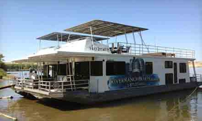 River Ranch Boats - Burbank: Houseboat, Pontoon, or Wakeboard-Boat Rentals from River Ranch Boats (Up to Half Off)