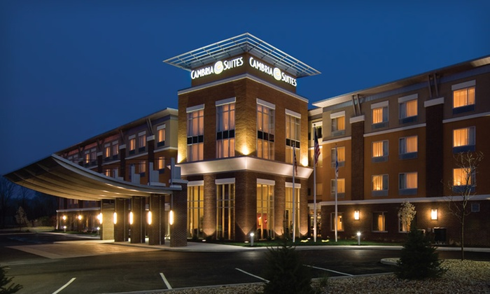 Cambria Suites Savannah Airport - Savannah: 1-, 2-, or 3-Night Stay at Cambria Suites Savannah Airport in Savannah, GA