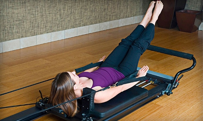 Pilates Power - Mission Viejo: 5 or 10 Pilates Boot-Camp Classes at Pilates Power (Up to 57% Off)