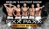 """""""SIXX PAXX"""" am Potsdamer Platz"""