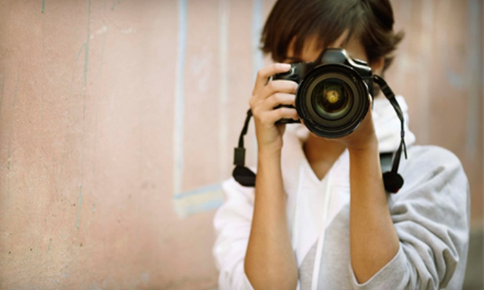 Hawaii School of Photography - Honolulu: Online Intro to Digital Photography or Three-Hour DSLR or SLR Class from Hawaii School of Photography (Up to 53% Off)