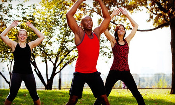 Try7Fitness - Valley Hi / North Laguna: 12 Sessions of Bottom Up Boot Camp or One or Three Months of Unlimited Boot Camp at Try7Fitness (Up to 75% Off)