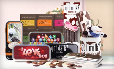 Gourmet Chocolate and Sweets at The San Francisco Chocolate Factory (Up to 53% Off). Two Options Available.