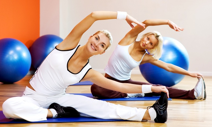 The Practice: Yoga & Spin - Fort George: $50 for $90 Groupon — The Practice NYC