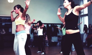 Inner Light Dance and Fitness: 10 Fitness Classes or One Month of Unlimited Fitness Classes at Inner Light Dance and Fitness (Up to 77% Off)