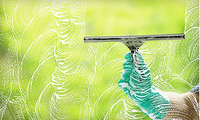 Alpha Cleaning Team Services - Carmichael: Interior and Exterior Window Cleaning for a One- or Two-Story Home from Alpha Cleaning Team Services (Up to 80% Off)
