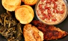 Big Easy Cafe - Camelot: One or Two Groupons, Each Good for $20 Worth of Cajun Cuisine at Big Easy Cafe (Up to 45% Off)