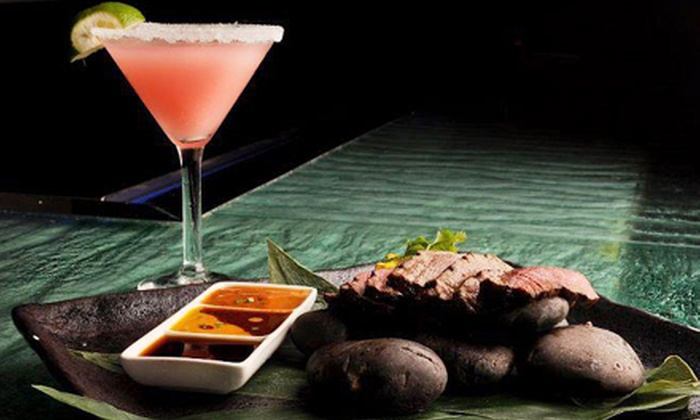 Tokyo Blue - Galt Mile: $25 for $50 Worth of Asian Food and Drinks at Tokyo Blue