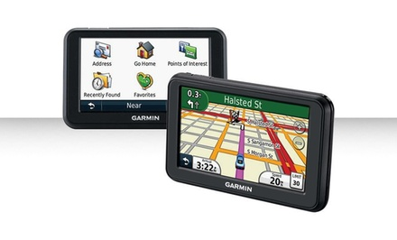Garmin nüvi 40 4.3 In. Portable GPS Navigator. Free Returns.