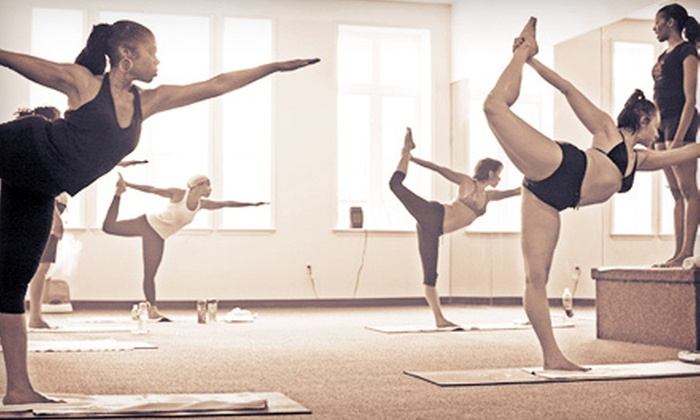 Bikram Yoga Toronto East - West Rouge: 10 Bikram Yoga Classes or Month of Unlimited Classes at Bikram Toronto East (Up to 81% Off)