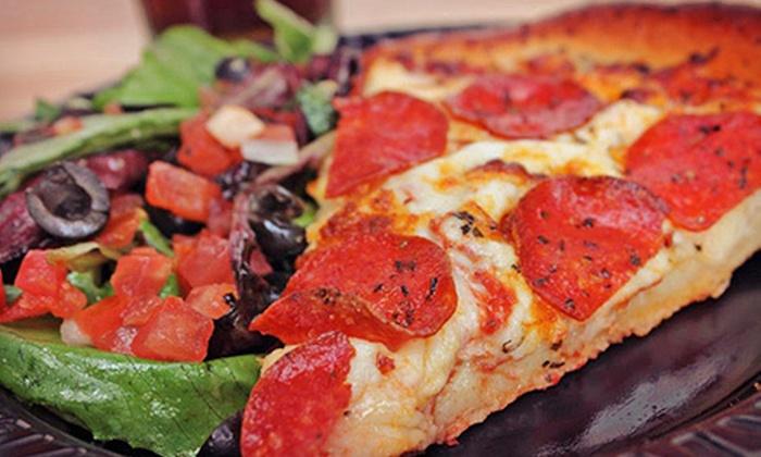 Westside Pizza of Lompoc - Lompoc: $10 for $20 Worth of Pizzeria Cuisine at Westside Pizza of Lompoc