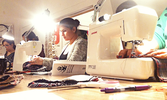 8-Limbs - Echo Park / Silverlake: One or Three Sewing Classes at 8-Limbs (Up to 53% Off)