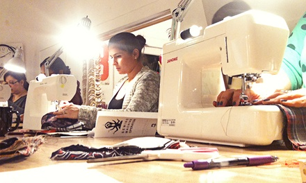 One, Three, or Six Sewing Classes at 8-Limbs (Up to 56% Off)