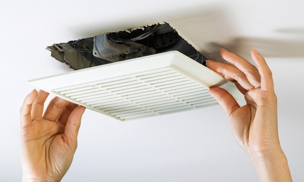 Air Duct Cleaning Package with Optional Dryer-Vent Cleaning from Affordable Air Duct Cleaning (Up to 85% Off)