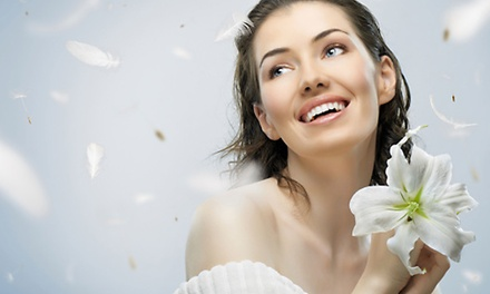 One or Three Microdermabrasion Treatments or Custom Facials at Le Beauty Bar (Up to 55% Off)