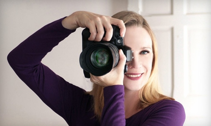 The Visual School of Photography - Multiple Locations: $49 for a DSLR Photography-101 Workshop on June 3 from The Visual School of Photography ($129 Value). Two Options Available.